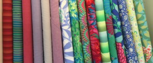 Kaffe Fassett fabric for making clothes and patchwork