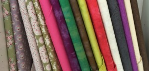 Moda fabric to make patchwork quilts and clothes