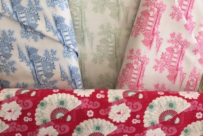Tilda Chinese Fabric