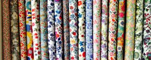 We stock Liberty Art Fabrics from London
