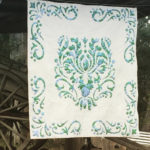 Damask Quilt by Passionately Sewn