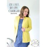 Fall in Love Cardigan at The Mulberry Tree at Milton